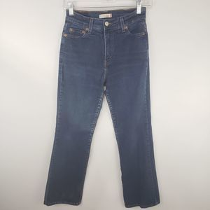 Levi's 512 Perfectly Slimming Boot Cut Jeans 6M